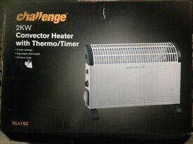 BrandNew heater with timer settings