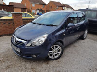 2010 Vauxhall Corsa SXI 1.2*LOW MILEAGE*FULL SERVICE HISTORY*VERY GOOD CONDITION*