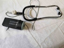 BOSCH EST40 Vintage/Retro Stethoscope *EXTREMELY RARE AND COLLECTIBLE*