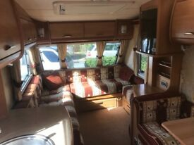 4 berth swift challenger 520 touring caravan best offers are welcome