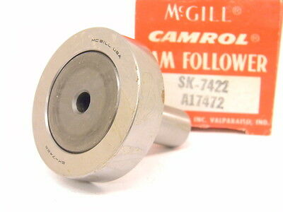 New Mcgillcamrol Cam Follower Roller Bearing Sk-7422 A17472