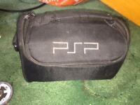PSP travel case