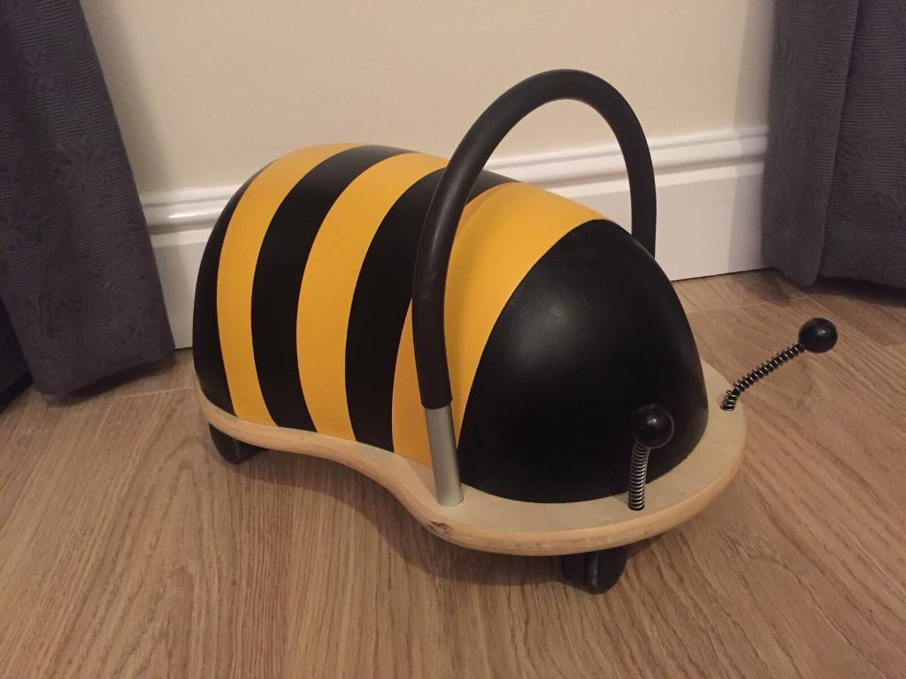 Wheelie bug