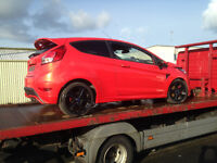 BREAKING - 2015 FORD FIESTA - 1.6 ST-3 ENGINE - ALL PARTS AVAILABLE