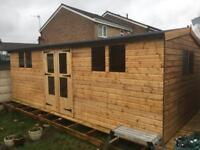 20x10 work shop/summer house