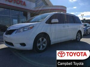 2011 Toyota Sienna LE PWR SLIDING DOORS LOCAL TRADE GREAT SHAPE