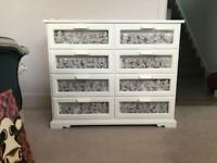 Beautiful nursery/child's chest of drawers
