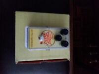 Electro Harmonix EHX Soul Food overdrive pedal