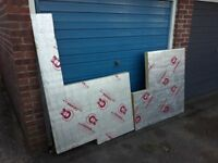 75mm Celotex Insulation Board Offcuts