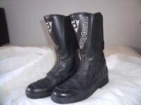 Daytona Gore-Tex motorcyle boots