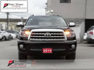 2016 Toyota Sequoia Limited 5.7L V8 with remote starter