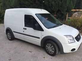 2012 62 ford transit connect trend, invludes valeting set up