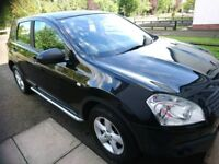 Stunning Nissan QASHQAI, easy on fuel, great tyres etc