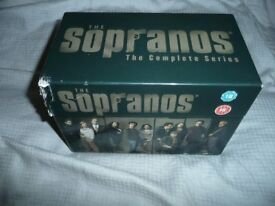 The Sopranos boxed set