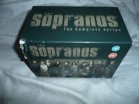 The Sopranos boxed set