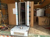 NEW ELECTRIC DONER KEBAB MACHINE CATERING COMMERCIAL KITCHEN FAST FOOD TAKE AWAY
