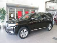 2013 Toyota Highlander Limited - LOCAL 1-OWNER CLEAN CARPROOF