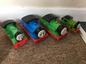 Thomas trains push along only