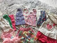 Girls 2-3 years Summer Bundle