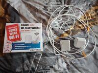 Devolo Wi-Fi Powerline adapters