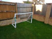 All-weather outdoor football goal 6' x 4'