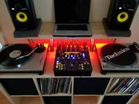 DJ set up for sale technics ddm4000
