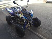 2007 57 Yamaha Raptor 700 700R