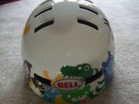 Brand New Bell Fraction Helmet Size M (54-59cm) No Packaging