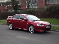 Mitsubishi Lancer 1.8 GS3 Automatic 4dr,,,,,£4,995 p/x considered