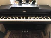 Roland HP-7e digital piano