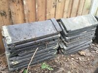 FREE used roof tiles