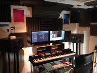 Music Studio Share in Hackney Wick