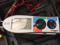 Electricians test equipment kit-great starter kit