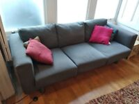 3 seater sofa in excellent condition, Finsbury park, £95