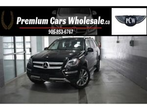 2015 Mercedes-Benz GL-Class GL450 4MATIC, FULLY LOADED, PANORAMI