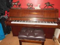 BENTLEY PIANO ( REDUCED FOR QUICK SALE FROM £150 TO £100 )
