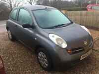 NISSAN MICRA AUTOMATIC 1.2