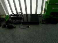 Xbox One Boxed With Kinect and Extras