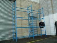 industrial pallet racking tyre bay garage storage warehouse