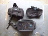 Oxford Tank Bag and throw over panniers