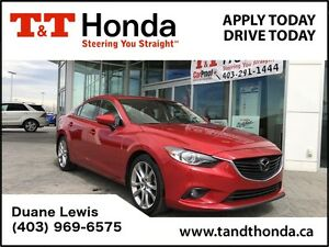 2014 Mazda MAZDA6 GT *2 Set of Tires, Leather, NAVI*