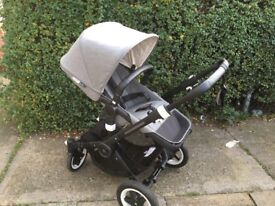 Bugaboo Buffalo Classic Edition incl Baby Bassinet