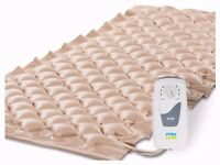 pressure mattress alternating inflatable air mattress, bed sore prevention, Free UK shipment