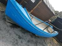 16ft Orkney longliner fishing boat