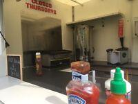 5* Catering trailer/burger van (AJC)