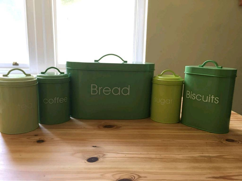 Kitchen Storage Canisters In Harrogate North Yorkshire Gumtree