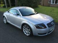 2003 Audi TT Quatro 18 Mot to May 2021
