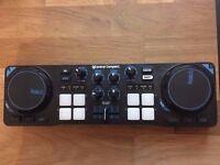 Hercules Compact DJ Control