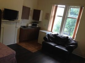 1 BedStudio Apartment/ Bedsit FREE Wifi/Water/C.Tax/Parking/Furnished & TV all From £90 P.W. LET NEW