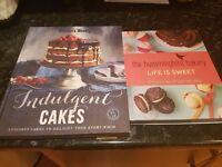Cake Recipe Books